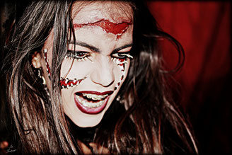 Maquillage Halloween Colomiers Toulouse